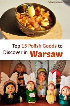 Top 15 Polish Goods to Discover in Warsaw