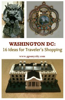 Traveler's Guide to Washington DC: 16 Souvenirs to Bring Home
