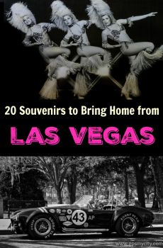 20 Souvenirs to Bring Home from Las Vegas