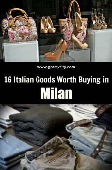 Souvenir Shopping Guide: 16 Italian Goods Worth Buying in Milan