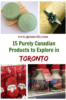 Traveler's Guide to Toronto: 15 Authentic Canadian Products to Bring Home