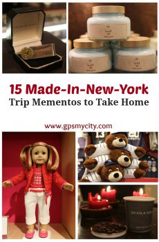 NYC Souvenir Guide: 15 Authentic New York City Products to Take Home