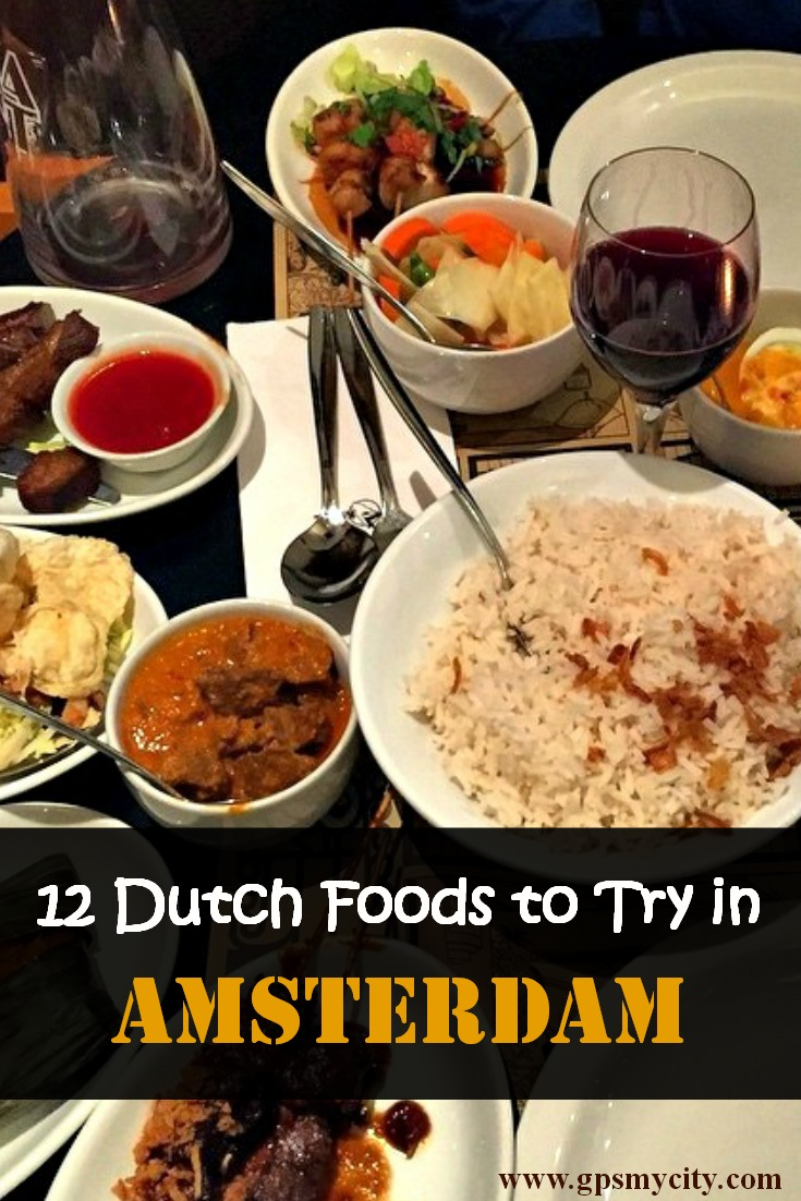 Best Food To Eat In Amsterdam