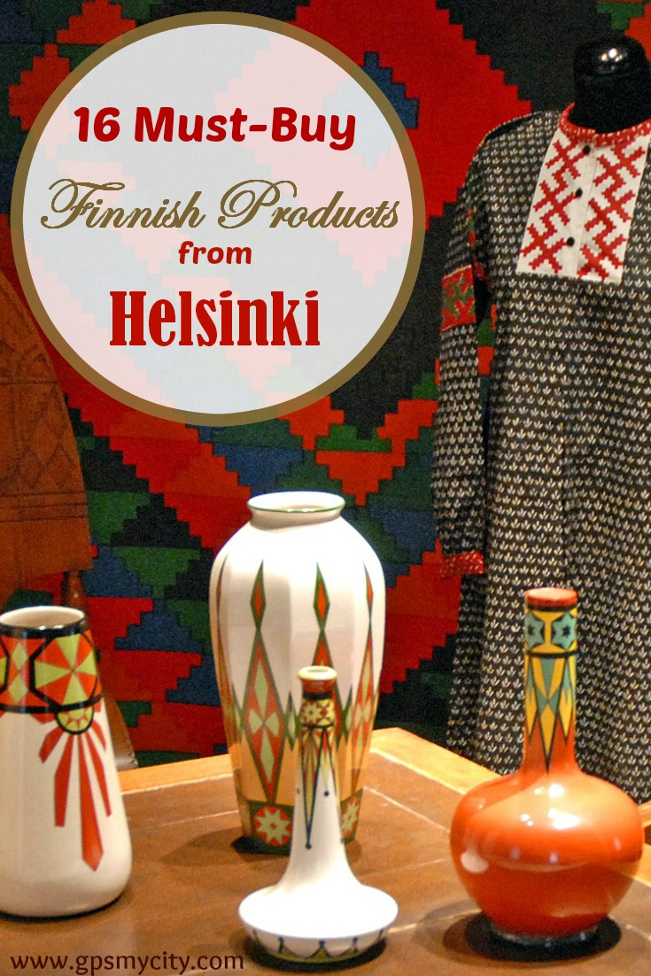 16 Distinctively Finnish Things To Buy In Helsinki