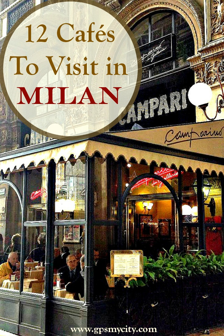 12 cafes to visit in milan for Best coffee in milan