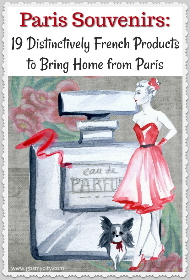 Paris Souvenirs: 19 Distinctively French Products to Bring