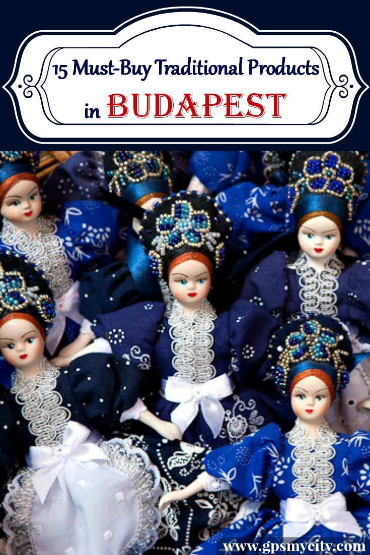 15 Must Buy Hungarian Things in Budapest