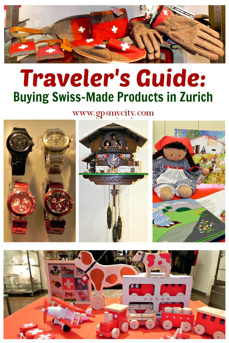 85731f33151 16 Distinctively Swiss Things to Buy in Zurich