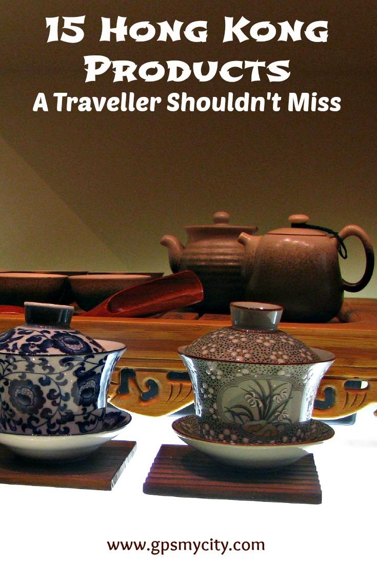 15 Hong Kong Products A Traveller Shouldn T Miss