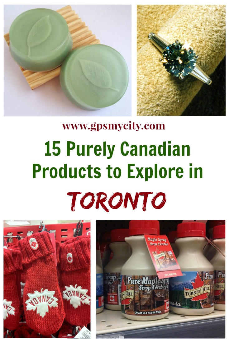 Traveler S Guide To Toronto 15 Authentic Canadian Products To Bring Home