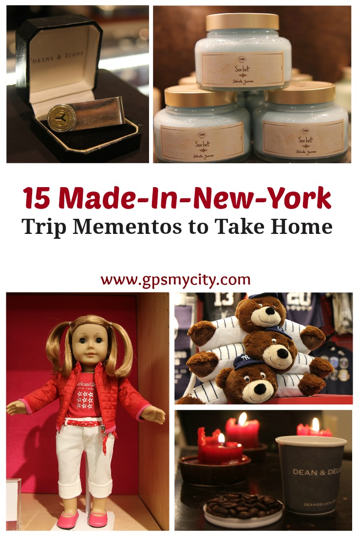 NYC Souvenir Guide  15 Authentic New York City Products to Take Home 31c5acead