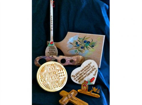 Olive Wood Handicrafts