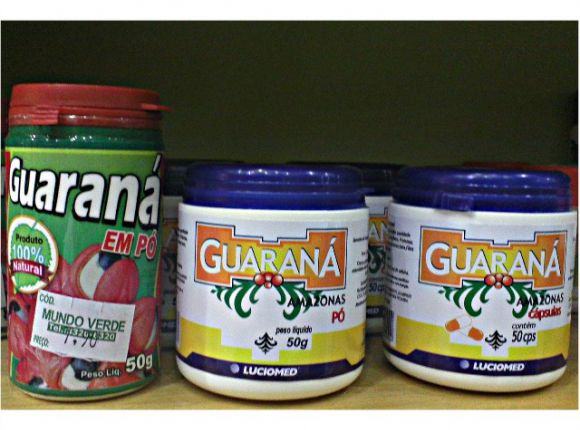Guarana Products