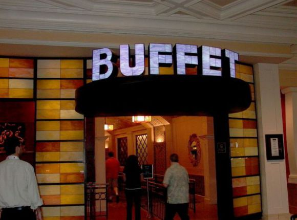 Buffet - Bellagio Hotel