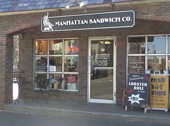 Manhattan Sandwich Shop