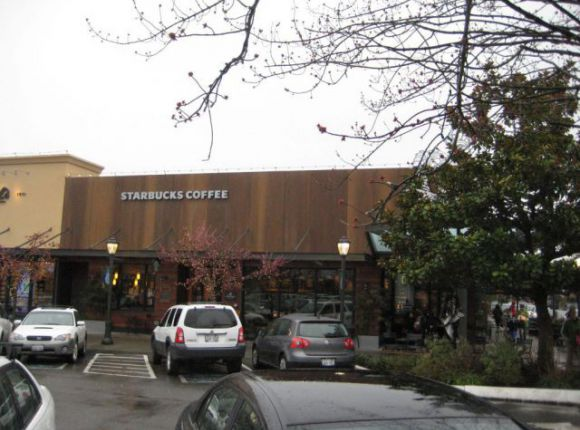 Starbucks at U-Village