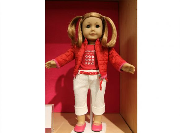American Girl New York Clothing