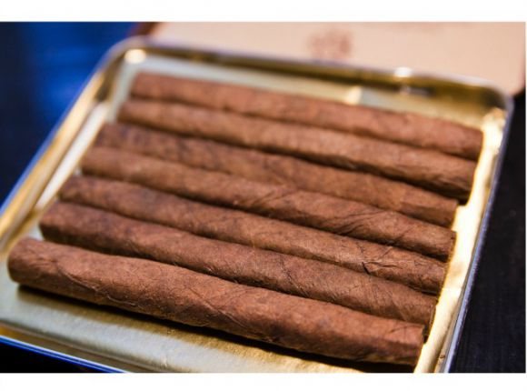 Dry-Cured Cigars