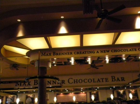 Max Brenner's Chocolate Bar
