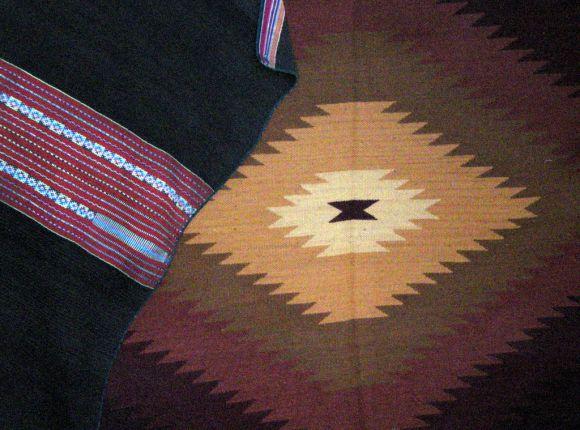 Mapuche Woven Fabrics