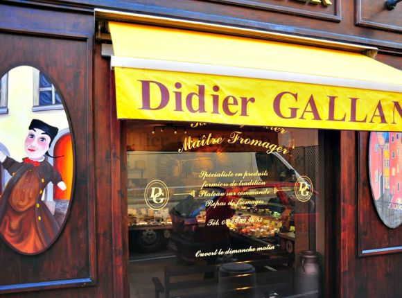 Fromagerie Didier Galland