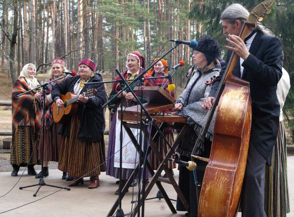 Traditional Latvian Music