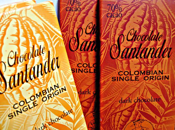Colombia is a major chocolate producer and Nacional de Chocolates Santander  brand chocolates might be some of the best chocolate you ve ever tasted. 121c3465aa28