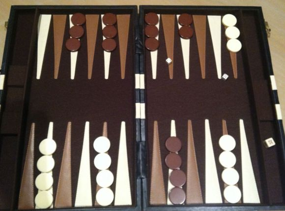 Tavli (Greek Backgammon)