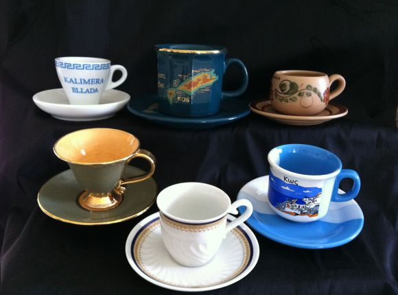 Demitasse Cup Sets