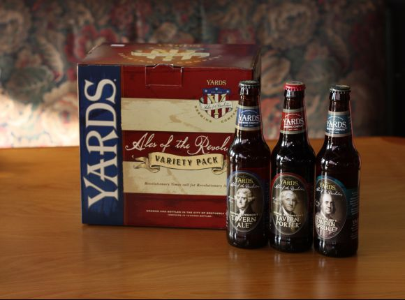 Yards Award-Winning Philadelphia Pale Ale