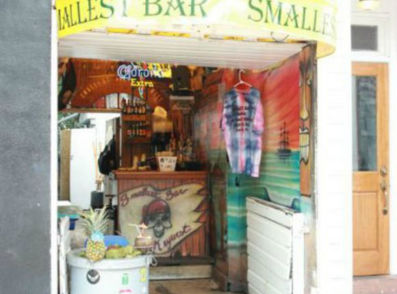 Key West's Smallest Bar