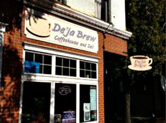 Deja Brew Coffeehouse & Deli