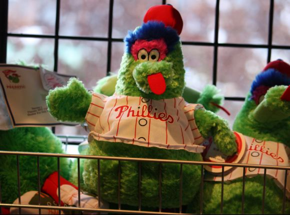 Phillies Phanatic Puppet