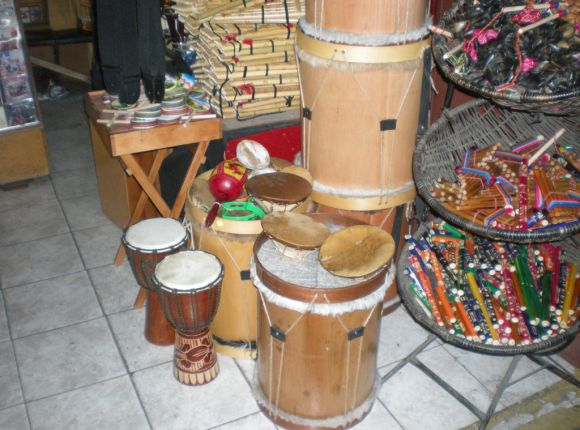 Mapuche Musical Instruments