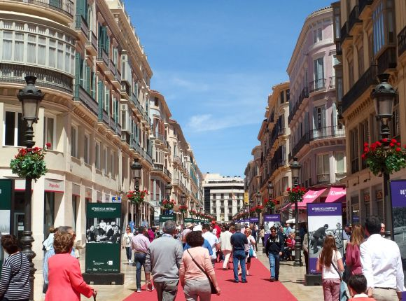 The Noblest of Them All – Calle Larios
