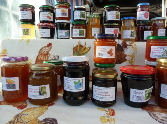 Locally-Produced Food Products
