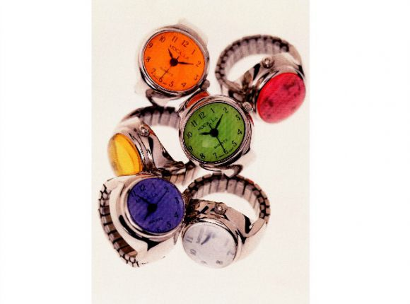 MOCA Ring Watches