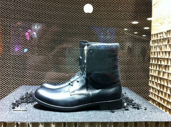 Navyboot Leather Shoes