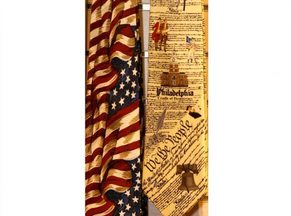 'We the People' Silk Tie
