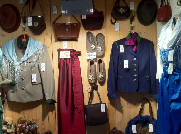 "Traditional ""Tracht"" Clothing and Accessories"