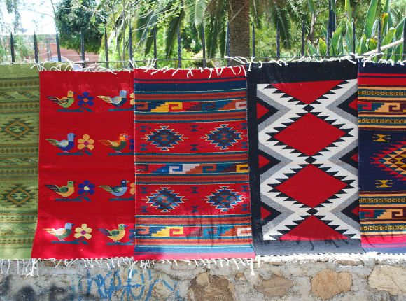Mexican Zapotec Rugs