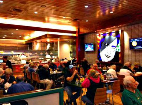 Emeril's Burgers and More at Sands Casino