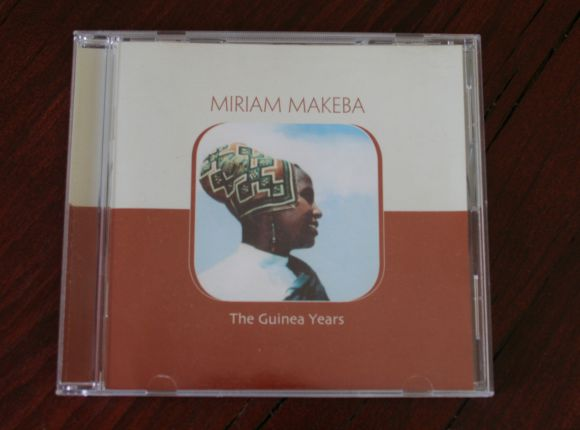 Miriam Makeba CD