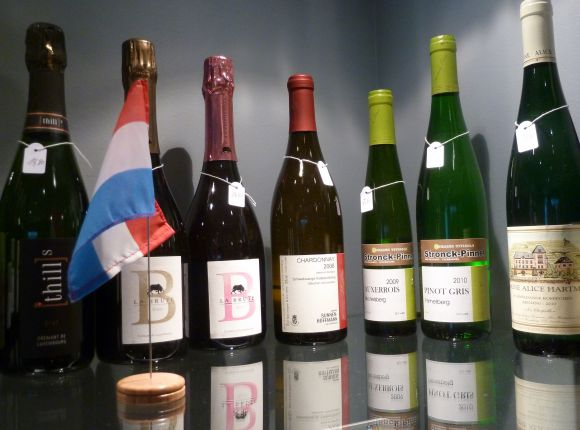 Wine from the Moselle Valley