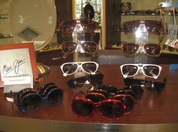 Edward Beiner Purveyor of Fine Eyewear