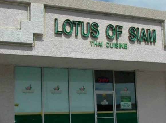 Lotus of Siam - Off Strip
