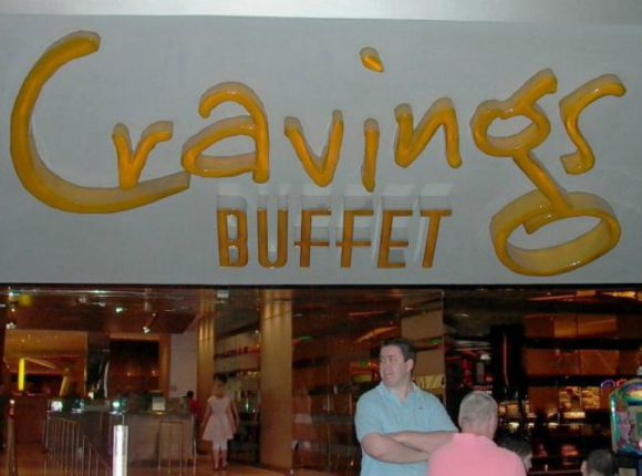 Buffet – Cravings - Mirage Hotel