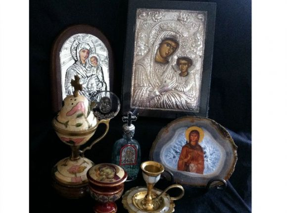 Religious Items and Decorative Silverware