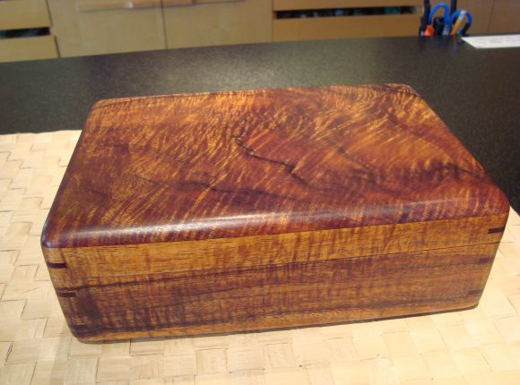 One of the most precious gifts one can take home from Hawaii to family or a friend is something made from the wood of the majestic Hawaiian Koa trees.