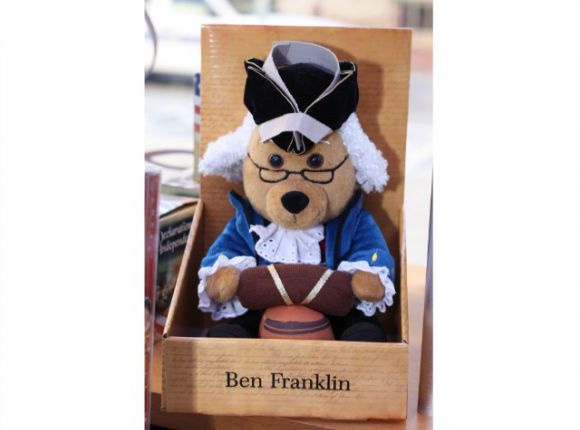 Ben Franklin Bear